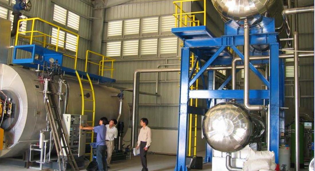 Kết quả hình ảnh cho Những bộ phận cần lưu ý khi vận hành và sửa chữa lò hơi đốt dầu